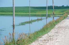 2008 Flooding in Hardin County, Iowa