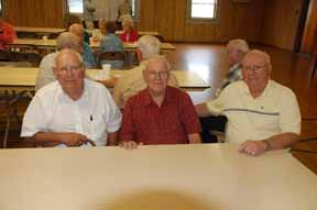 Britson Brothers at the 2008 Hinderaker Reunion